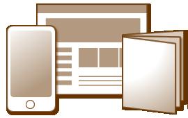 ウェブサイトやSNS、印刷物のアイキャッチ画像